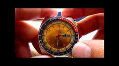 """Seiko """"Pogue"""" Automatic Chronograph 6139-6002"""
