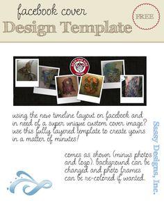 Sassy Designs - freebie  Facebook timeline