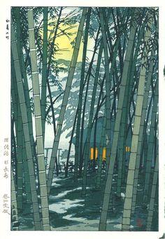 Kasamatsu Shiro - Shoka no Take (Bamboo early summer)