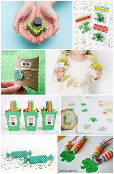 10 Happy Go Lucky St. Patrick's Day Crafts