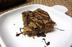 Vegan Peanut Butter Chocolate Chip Bars