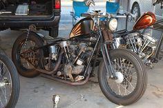 Bobber Inspiration - Bobbers and Custom Motorcycles Harley Bobber, Harley Davidson Chopper, Bobber Chopper, Harley Davidson Sportster, Custom Bobber, Custom Motorcycles, Custom Bikes, Standard Motorcycles, Motorcycle Design
