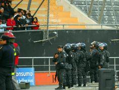 Se trata del capitán Roberto Lezcano, presunto autor del disparo que mató a Javier Jerez en el Estadio Único, quien fue beneficiado por la resolución de la jueza de garantías, Marcela Garmendia.  La magistrada hizo lugar al pedido de excarcela