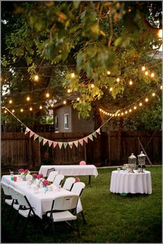 Bon Backyard Party Decoration Ideas For Adults