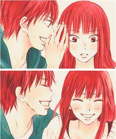 Kazehaya and Sawako. They're so cute!