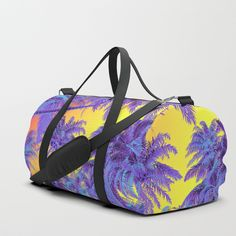Buy Polychrome Jungle Duffle Bag by grandeduc. Worldwide shipping available at Society6.com. Just one of millions of high quality products available.