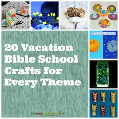 Free vacation bible school vbs curriculum for churches for Vacation bible school crafts for adults