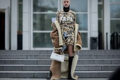 With the world's premier fashion extravaganza drawing to a close, we present one final bout of street style action from Paris. As you'd expect from the world's #1 womenswear event, there's a whole ton of high-end outfits on display from various industry insiders – some equally refined getups from some of the shows' male attendees, …