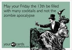 Crazy Eddie's Motie News: A zombie drink for Friday the 13th