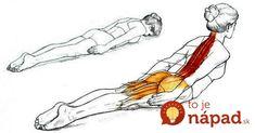 Ľudia, ktorí trávia veľa času napríklad sedavým zamestnaním, sú najčistejšími adeptmi na problémy s chrbticou - bolesti, nesprávne držanie tela, kŕče, problémy s hybnosťou či časté skúsenosti so zablokovaným nervom, ktorý spôsobuje veľké bolesti. Existuje … Health Fitness, Motivation, Workout, Marketing, Tela, Work Outs, Health And Fitness, Daily Motivation, Determination