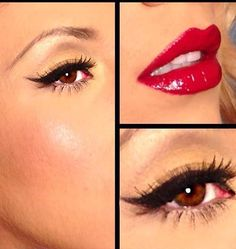 lips and liner
