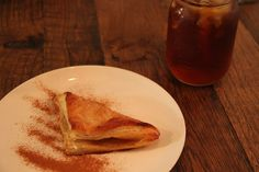 Montreal Adventures on PUBLIC SPY FOR THE PRIVATE EYE Café Venosa Apple Puff Pastry