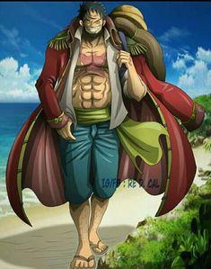 Luffy in the end of one piece? One Piece Series, One Piece World, One Piece Ace, One Piece Luffy, Real Anime, Anime One, Manga Anime, Otaku Anime, Monkey D Luffy