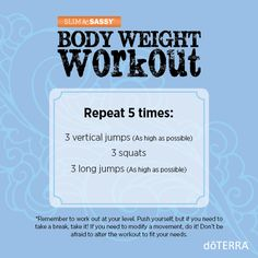 Here is a quick workout you can do from home. Don't be afraid to alter the workout to fit your needs.