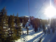 #chairlift #california #skiing #snowboarding #mountains