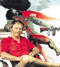 RAYAS Y MANCHONES: CUADROS DEL MAESTRO ALEJANDRO OBREGON Ap Art, English Lessons, Painting, Shorts, People, Latino Art, Art Projects, Fantastic Art, Art History