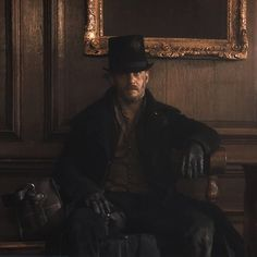 """""""The eight-part series """"Taboo,"""" created by Steven Knight (Peaky Blinders, Locke) and directed by Kristoffer Nyholm (Danish TV series The Killing, The Taboo Tv Show, Taboo Series, Tom Hardy In Taboo, James Delaney, Tom Hardy Movies, New Television, New Tv Series, Star Wars, Peaky Blinders"""
