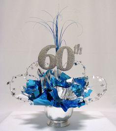 60th Milestone Centerpiece                                                                                                                                                      More