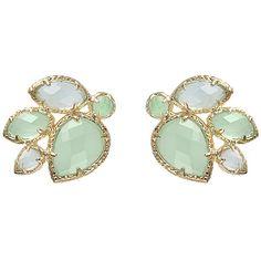 Kendra Scott Carmella Earrings, Mint