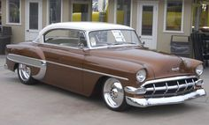 1954 Chevrolet 210 coupe by Chip Foose