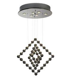 Trend Lighting TP9531 Spin Energy Smart 19 Inch Large Pendant | Capitol Lighting 1-800lighting.com