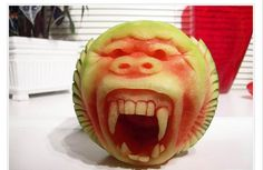 17 Crazy Watermelon Work of Art