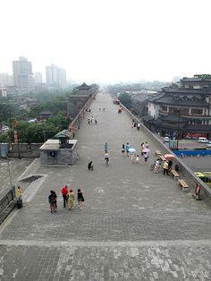 City Wall of Xi'an, China