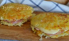 Ricette con le patate Archives - Vale cucina e fantasia Slovak Recipes, Czech Recipes, Cheese Recipes, Cooking Recipes, Vegetarian Pie, Savoury Dishes, What To Cook, Vegetable Recipes, Food Videos
