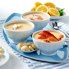can order and freeze Fogged in Soup Sampler