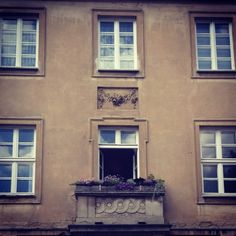 This looks like the place my grandmother lived in when I was little...Germany (Canalstrasse)