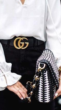 Gucci belt!