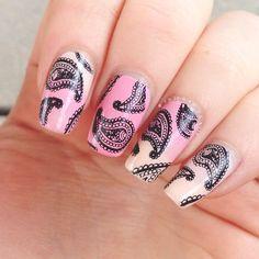 Instagram photo by colourmenails #nail #nails #nailart