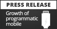 Growth of Programmatic Mobile 3/3/15