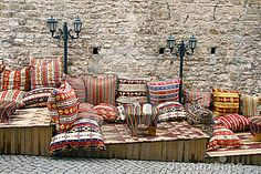 Turkey authentic street cafe by Halil I. Inci, via Dreamstime