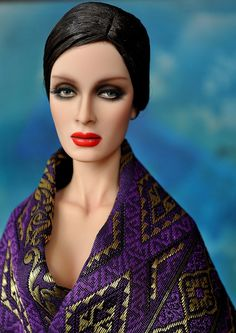 Of ivory and red lips - Sybarite Ivory Repaint by Cholo Ayuyao