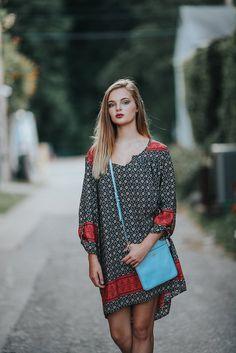 the boho dream, boho style, boho tunic, boho dress