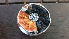 Porte sac capsule nespresso Origninal pratique accorche : Sacs à main par cococreative
