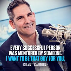 The right mentor can make all the difference in your career and I WANT TO BE YOUR MENTOR!  http://GrantCardone.com/mentor  #MondayMotivationpic.twitter.com/eWGLXGYKYk
