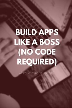 Learn how to build a profitable app without writing code. Apps Without Code helps entrepreneurs build apps, launch startups & market their businesses. Computer Coding For Kids, Basic Computer Programming, Learn Computer Science, Coding Jobs, Coding Class, Build Your Own App, Build An App, How To Create Apps, How To Start A Blog