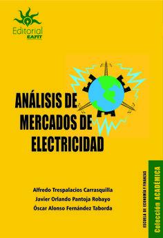 Análisis de mercados de electricidad Editorial, Chart, Movies, Movie Posters, Finance, School, Libros, Films, Film Poster