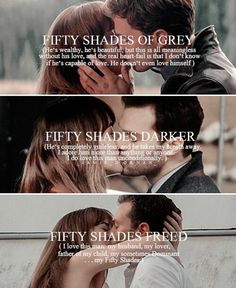 my fifty shades Fifty Shades Of Darker, Shades Of Grey Film, 50 Shades Trilogy, Fifty Shades Series, Fifty Shades Movie, Fifty Shades Quotes, Shade Quotes, Jamie Dornan, Christian Grey Quotes