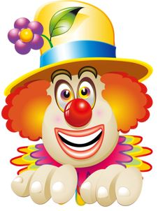 This PNG image was uploaded on February am by user: rundas and is about Art, Carnival, Cartoon, Clown Vector, Decoration. Smileys, Days Till Halloween, Watercolor Paintings For Beginners, Send In The Clowns, Clown Faces, Clowning Around, Art Drawings For Kids, Cartoon People, Stick Figures