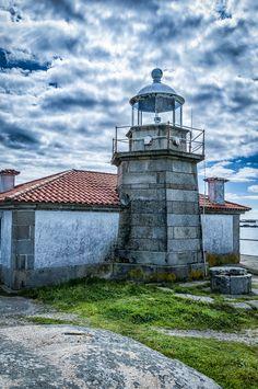 Arouse Island Lighthouse