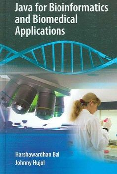 37 best bioinformatics books images on pinterest book books and libri java for bioinformatics and biomedical applications fandeluxe Image collections