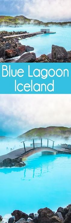 This needs to be on everyone's bucketlist! Blue Lagoon Iceland!