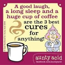 Image result for aunty acid mother's day with coffee