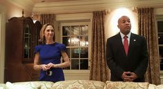 Assembly Speaker Carl Heastie joined me at my house for the recent DACC Fundraiser.