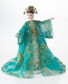 Chinese Empress Barbie Doll 2004