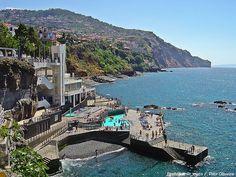 Praia da Barreirinha - Funchal, Madeira, #Portugal