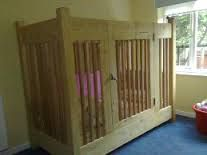 homemade crib for special needs - Google Search